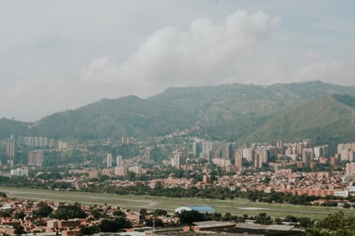 Ingyenes stockfotó gyönyörű táj, tájkép, város témában