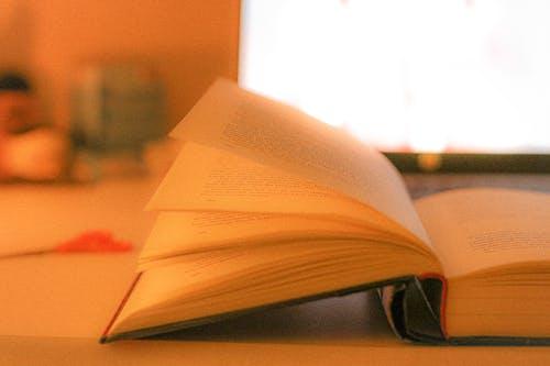 Základová fotografie zdarma na téma kniha, prostředí, teplý, večer
