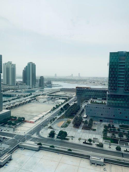 Gratis arkivbilde med abudhabi, de forente arabiske emirater, mobilutfordring, utendørsutfordring
