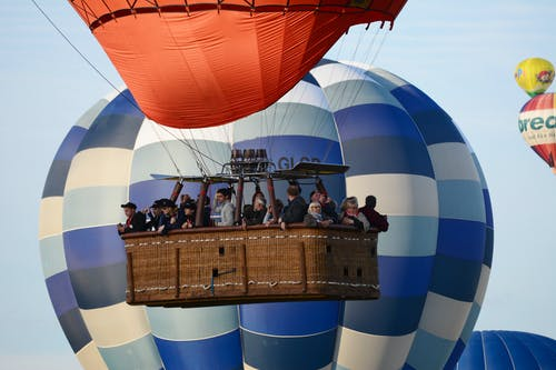 Δωρεάν στοκ φωτογραφιών με metz, Γαλλία, μπαλόνια, μπαλόνια με ζεστό αέρα