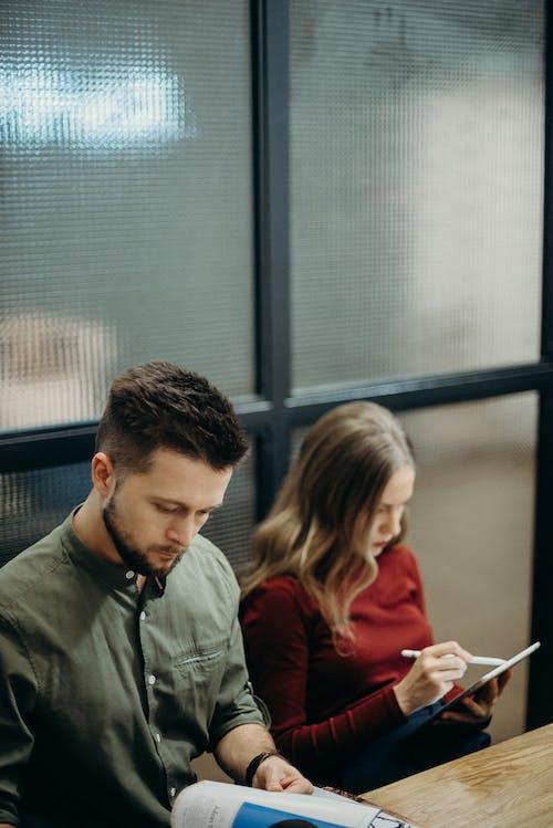 Imagine de stoc gratuită din afaceri, angajat, aparat, așezat
