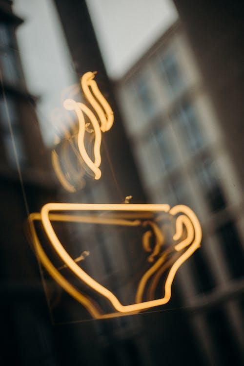 Teacup Signage