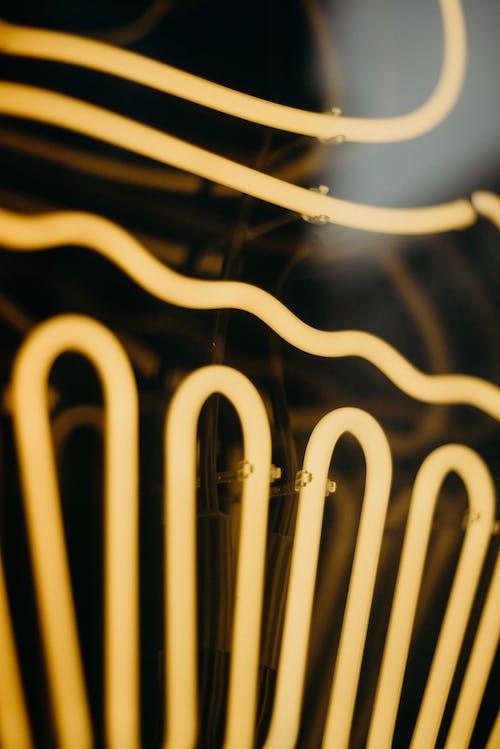 Ingyenes stockfotó design, elmosódott háttér, fények, fényes témában