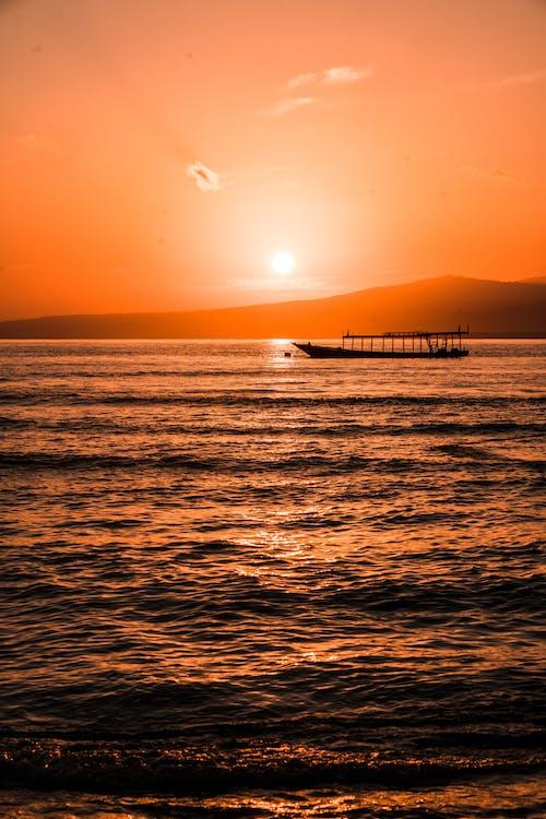 Základová fotografie zdarma na téma člun, moře, oceán, plavidlo