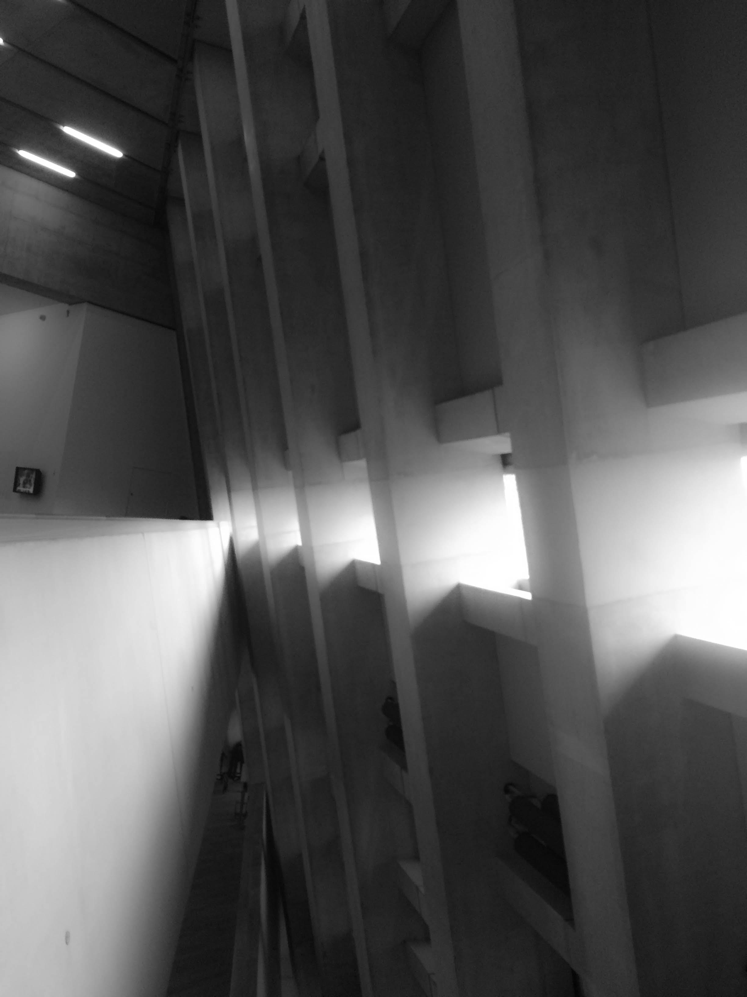 Free stock photo of black and white, tate