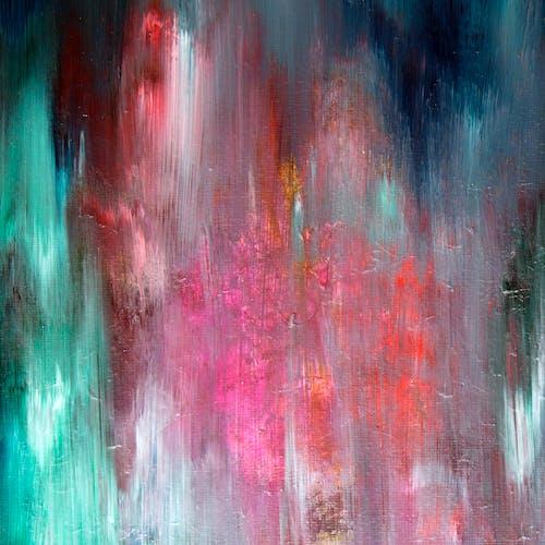 Foto stok gratis abstrak, acrylic, artistik, beraneka ragam