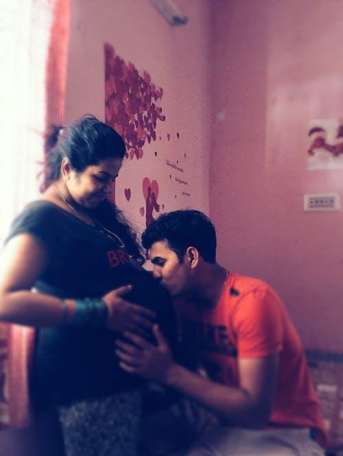 mobilechallenge, 婚姻生活, 愛, 懷孕 的 免費圖庫相片