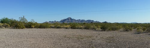 Kostenloses Stock Foto zu berg, blauer himmel, landschaft, schmutz