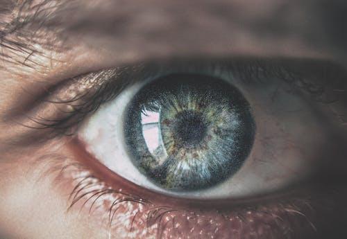 ayrıntı, göz, göz küresi, kişi içeren Ücretsiz stok fotoğraf