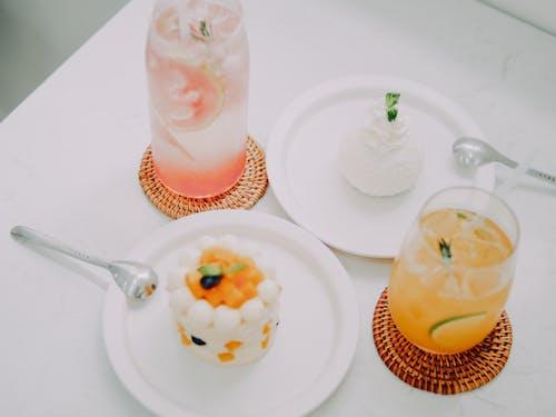 Immagine gratuita di bevande, cibo, delizioso, dessert