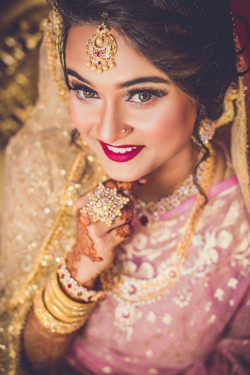 Gratis arkivbilde med brud, bruke, bryllup, glamour