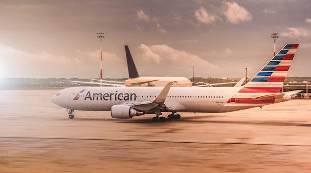 Free stock photo of flight, sky, airport, airplane