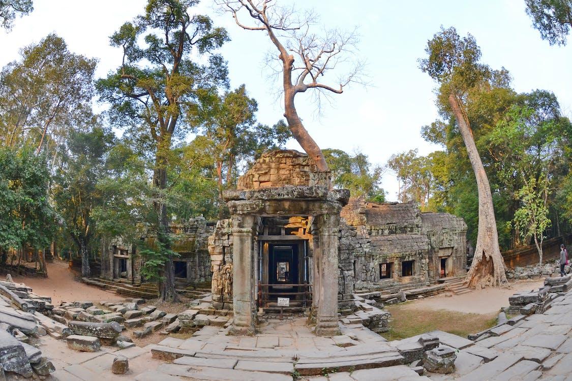 Free stock photo of angkor, cambodia, Khmer Empire