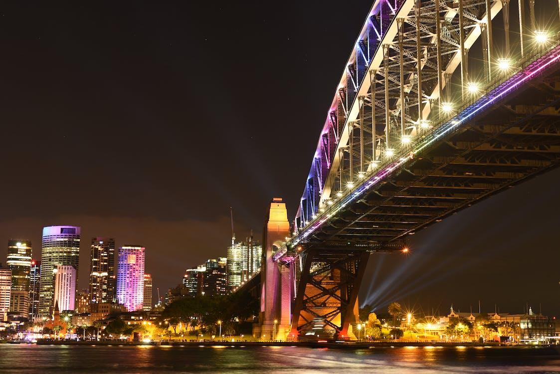 architectuur, attractie, Australië