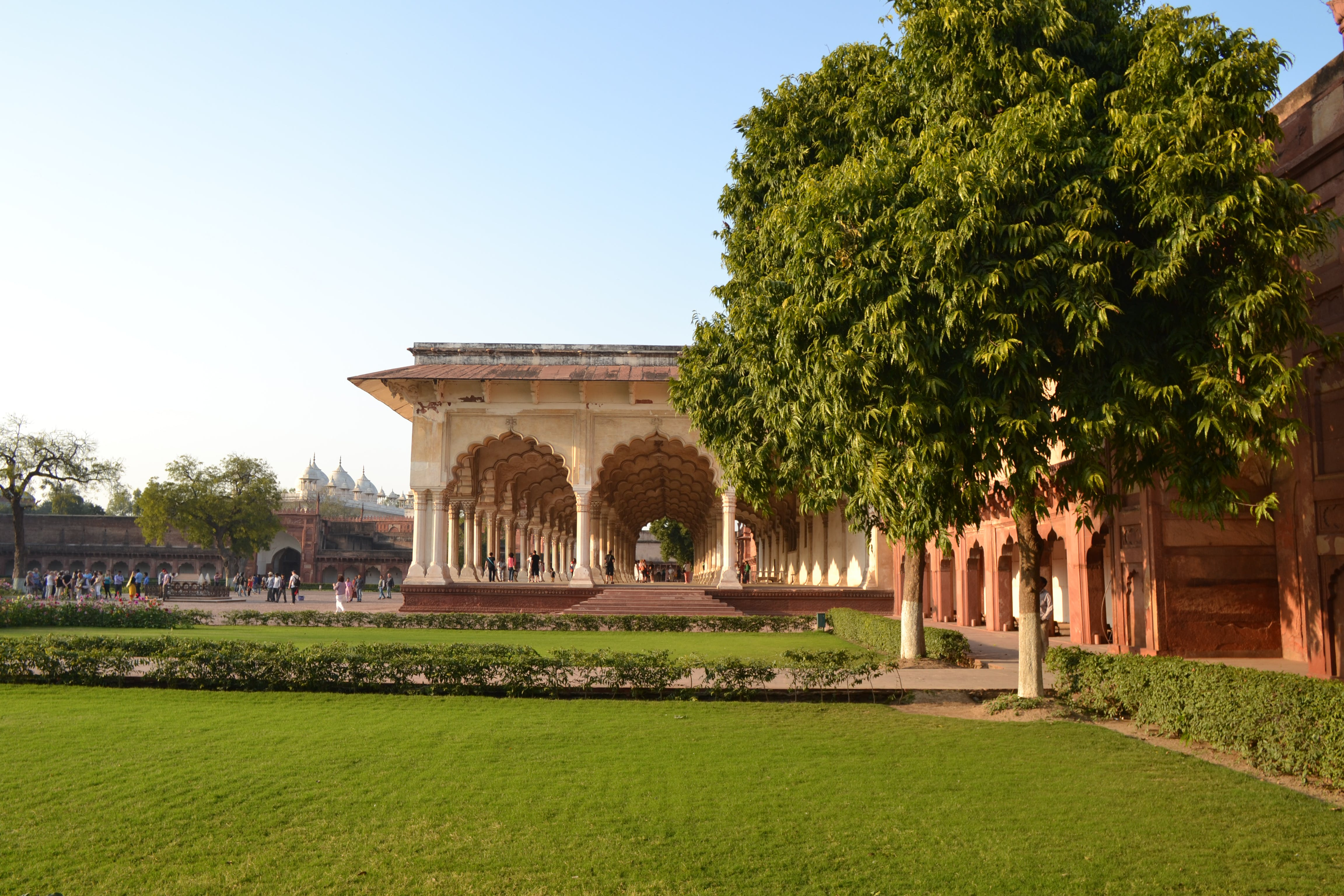 Free stock photo of Agra, Agra Fort, india