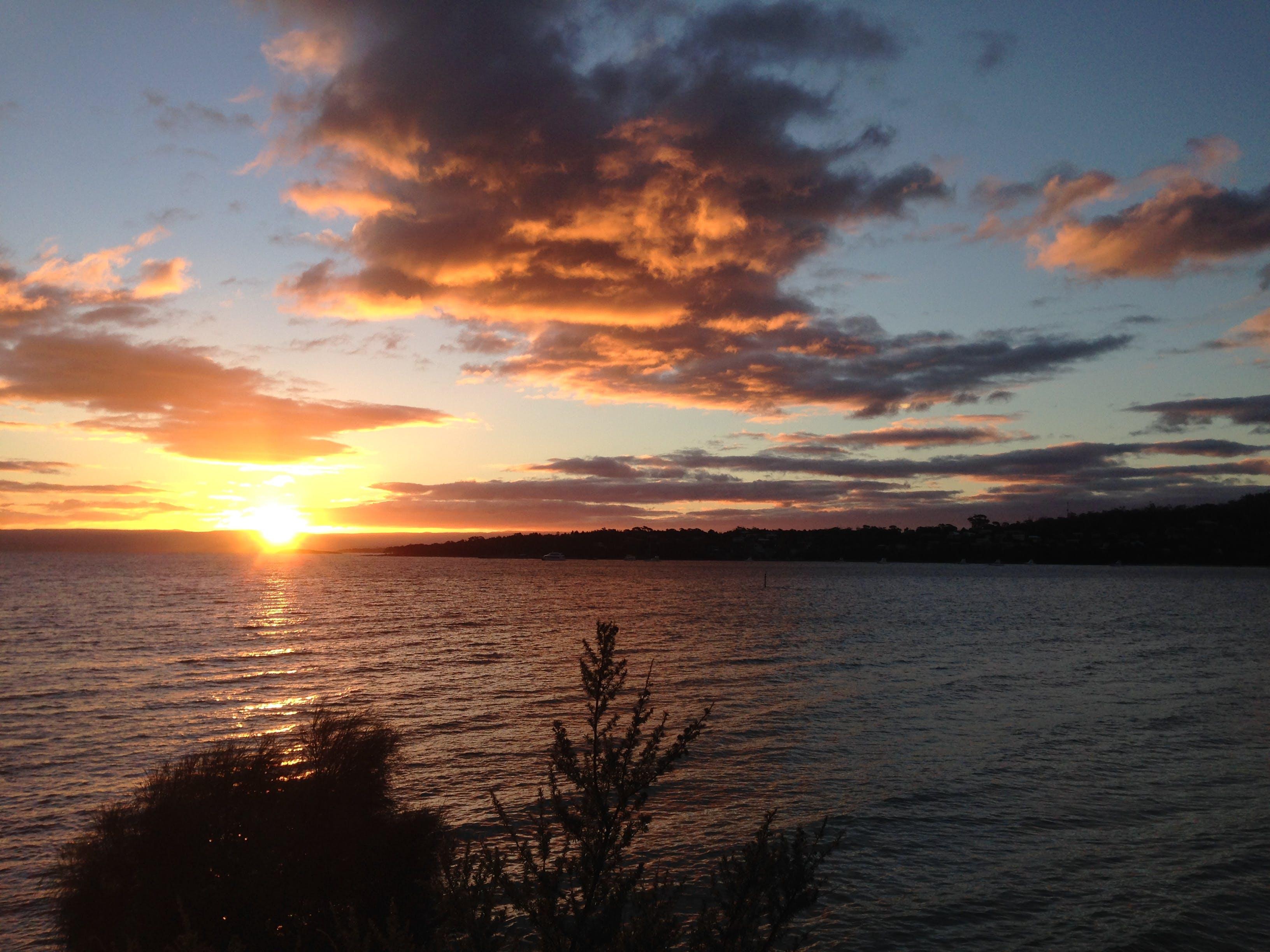 Free stock photo of sunset, australia, Freycinet, Tasmaina