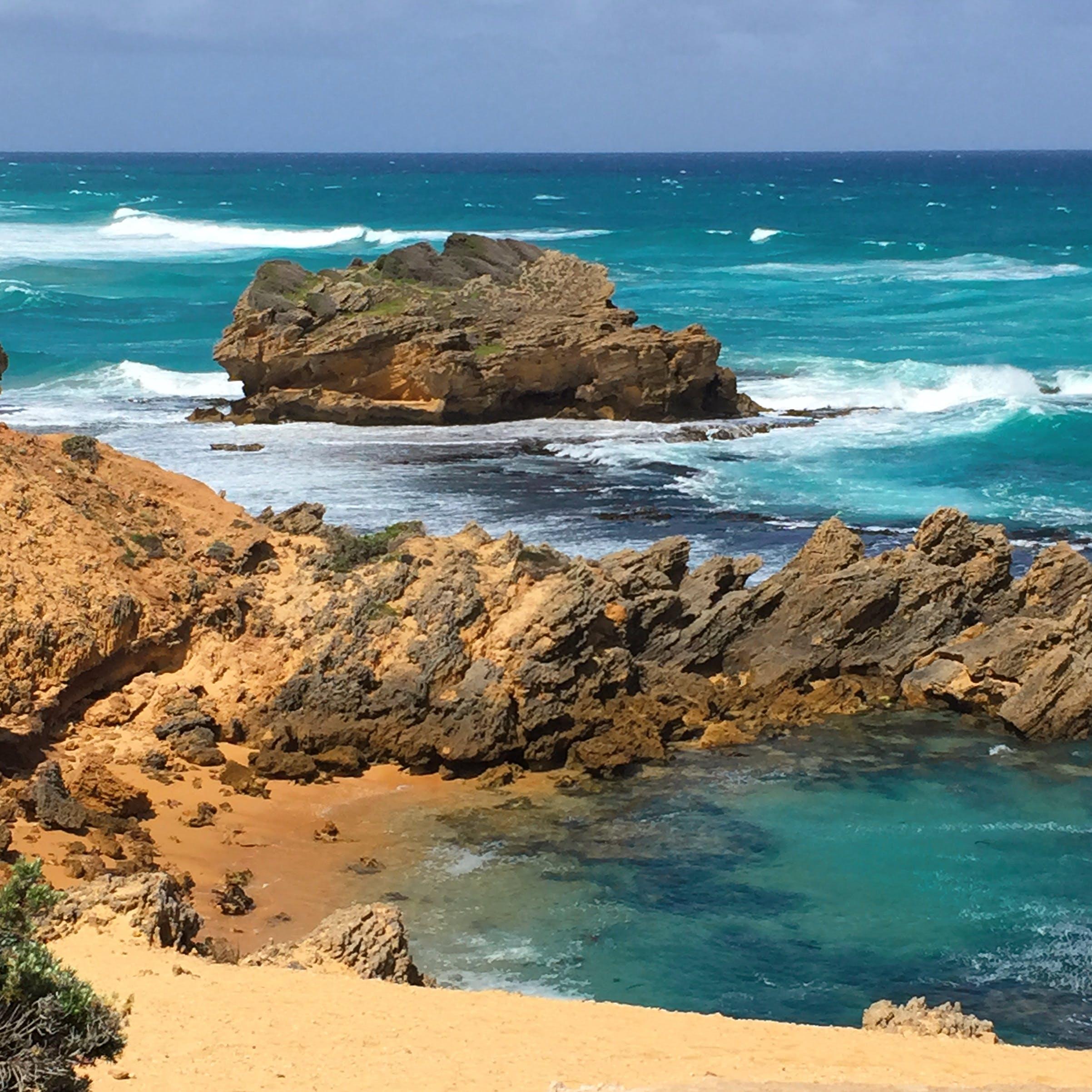 Free stock photo of ocean, australia, coast, rugged
