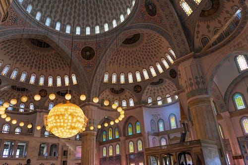 Ingyenes stockfotó egy mecset, építészeti terv, iszlám, iszlám építészet témában