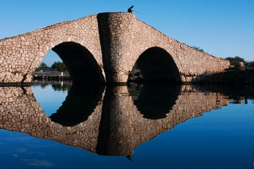 Free stock photo of Fishing Bridge