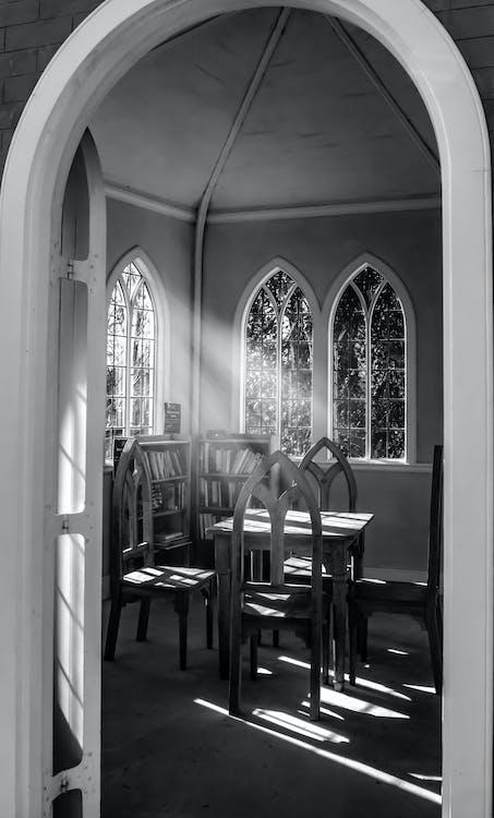 Безкоштовне стокове фото на тему «Арка, архітектура, вікно»