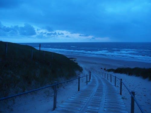 Ảnh lưu trữ miễn phí về bờ biển, ngày nhiều mây, Trời nhiều mây
