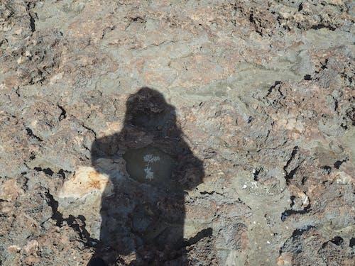 Free stock photo of rock, shadow