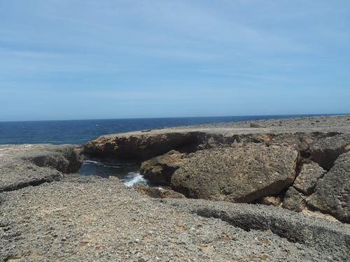 Free stock photo of rocks, sea