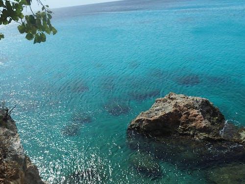 Free stock photo of blue, ocean, rock, sea