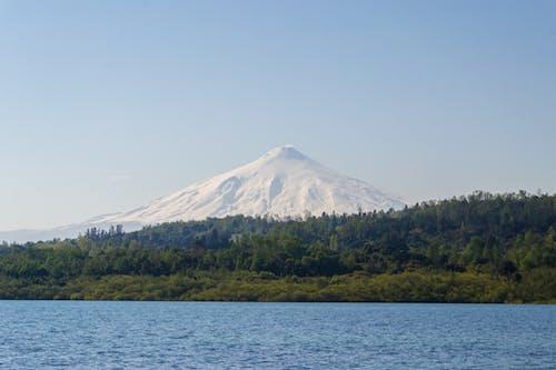 Free stock photo of volcano