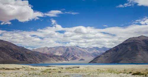 Free stock photo of himalayas, ladakh, lake