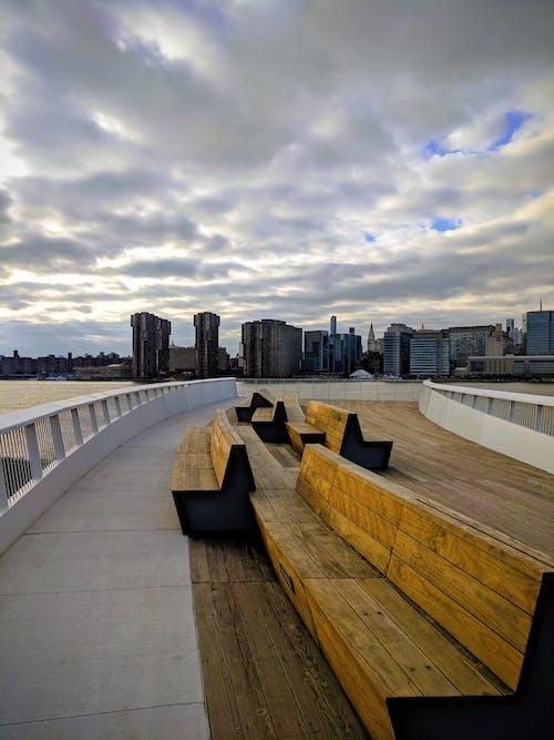 Základová fotografie zdarma na téma architektura, Manhattan, město, město new york