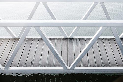ahşap rıhtım, ayrıntı, dizayn, köprü içeren Ücretsiz stok fotoğraf