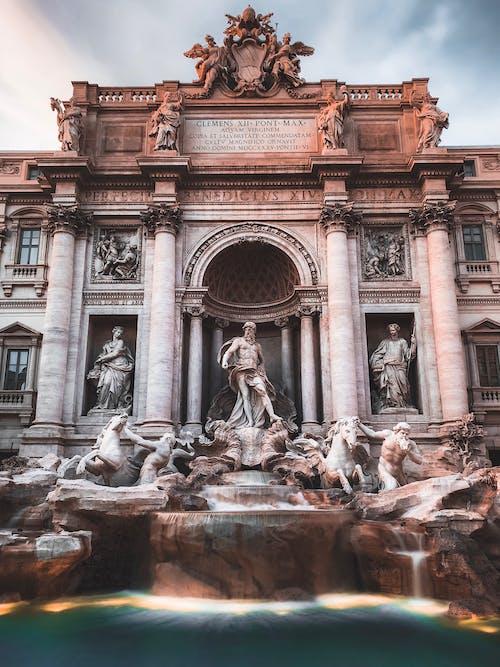 Безкоштовне стокове фото на тему «архітектура, бароко, Будівля, Орієнтир»