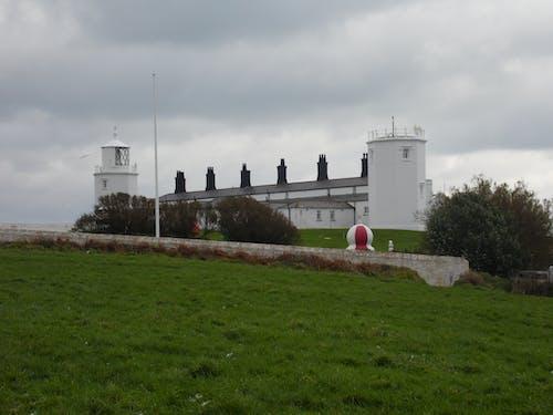 Free stock photo of coastal land, landscape, lighthouse