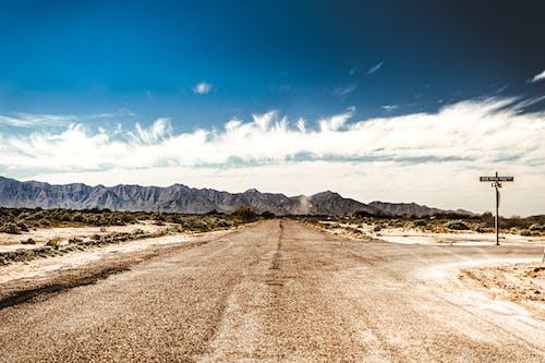 Imagine de stoc gratuită din arizona, auto, autostradă, autostradă pustie