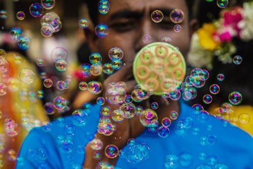Fotos de stock gratuitas de burbuja