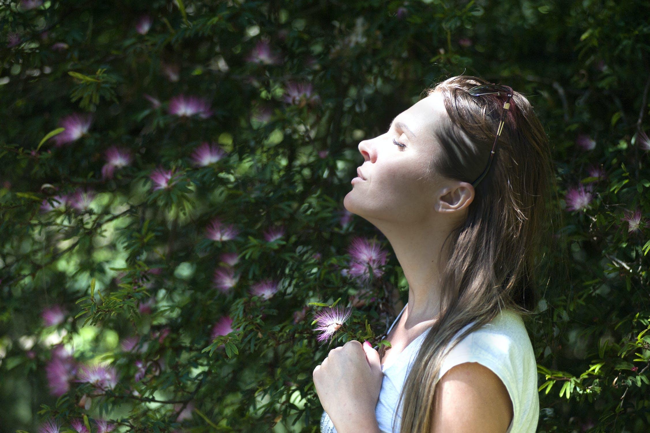 受験勉強中のおすすめの息抜き方法『新鮮な空気を吸う』
