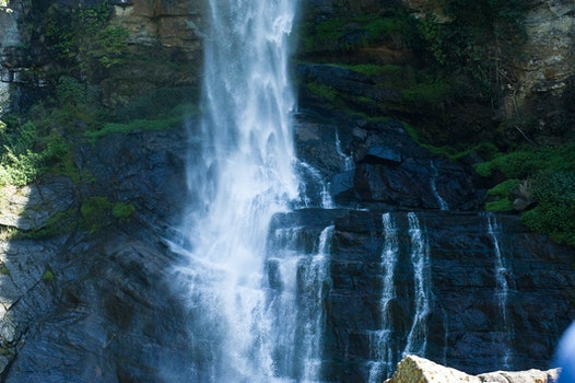 Free stock photo of nature, water, waterfall, outdoors