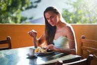 healthy, restaurant, dawn