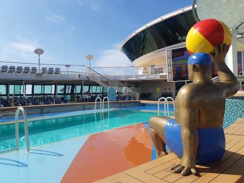 Free stock photo of cruise, jewel of the seas, pool