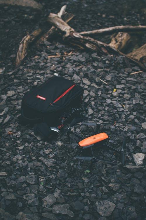 Základová fotografie zdarma na téma back pack, denní, dron, dron skamerou
