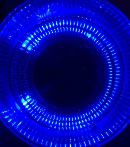 Foto d'estoc gratuïta de blau, neó, watercooker