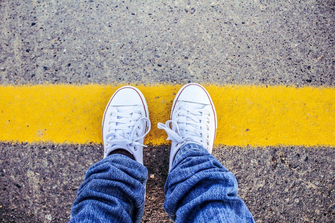 boty, chodidla, mletý