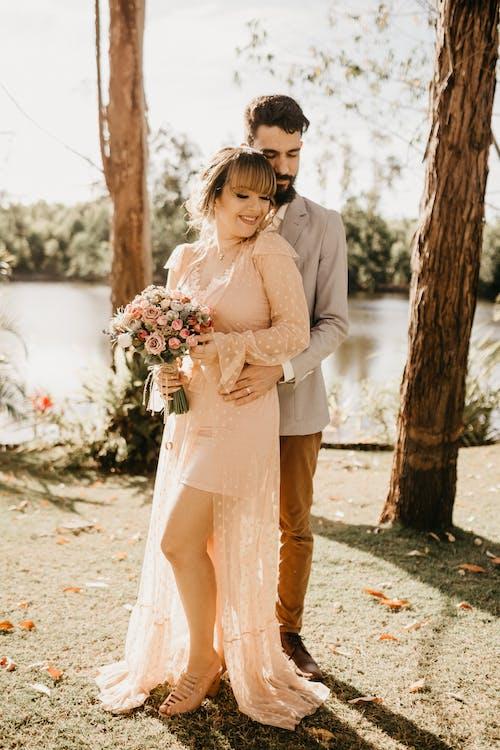 Ingyenes stockfotó eljegyzés, menyasszony, nő, nyár témában