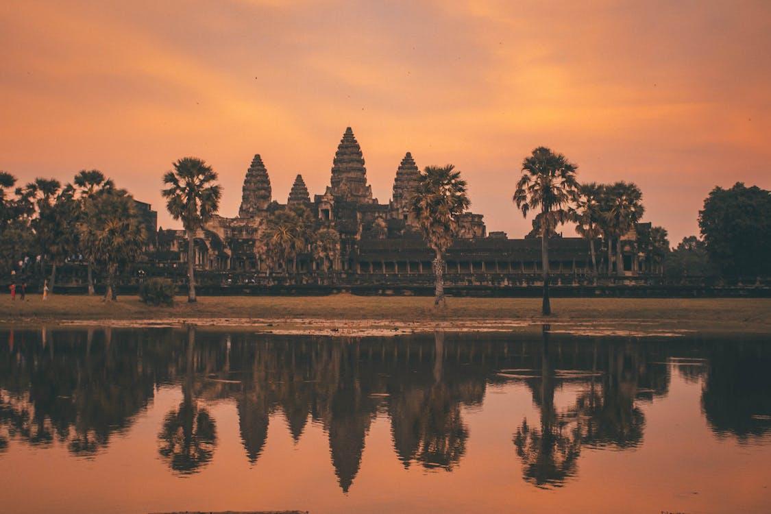 Templo de Angkor, Camboya, viaje