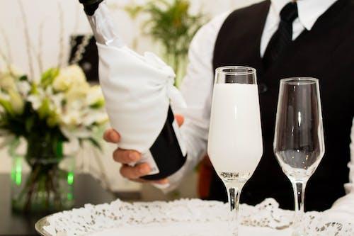 Ảnh lưu trữ miễn phí về cocktail, ly rượu champagne, ngày lễ vui vẻ, Rượu sâm banh