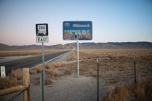 Kostenloses Stock Foto zu abenteuer, asphalt, ausflug), außerorts