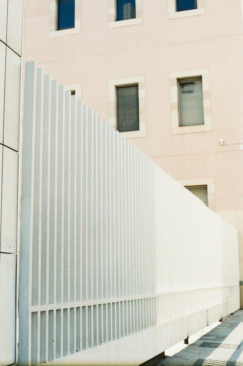 açık hava, bakış açısı, bina, boş içeren Ücretsiz stok fotoğraf
