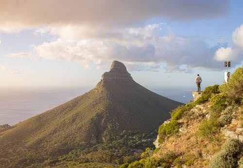 Free stock photo of Cape Town, hiking, Lions Head, mountain