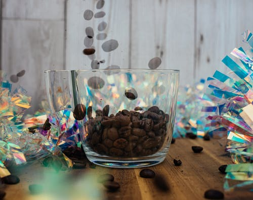 Free stock photo of coffee, coffee beans, motion